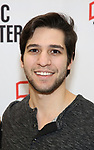 """choreographer Jeff Kuperman attends the Photo Call for the MCC Theater's World Premiere production of """"Alice by Heart"""" at the New 42nd Street Studios on December 17, 2018 in New York City."""