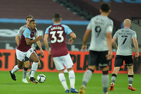Sebastien Haller of West Ham United during West Ham United vs Charlton Athletic, Caraboa Cup Football at The London Stadium on 15th September 2020