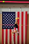 12 MAR 2016:  Zach Ziemek of the University of Wisconsin competes in the Pole Vault during the Heptathlon during the Division I Men's Indoor Track & Field Championship held at the Birmingham Crossplex in Birmingham, Al. Tom Ewart/NCAA Photos
