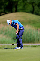 James Heath (ENG) during the first round of the Lyoness Open powered by Organic+ played at Diamond Country Club, Atzenbrugg, Austria. 8-11 June 2017.<br /> 08/06/2017.<br /> Picture: Golffile | Phil Inglis<br /> <br /> <br /> All photo usage must carry mandatory copyright credit (&copy; Golffile | Phil Inglis)