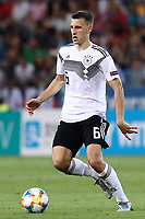 Maximilian Eggestein of Germany in action<br /> Udine 30-06-2019 Stadio Friuli <br /> Football UEFA Under 21 Championship Italy 2019<br /> final<br /> Spain - Germany<br /> Photo Cesare Purini / Insidefoto