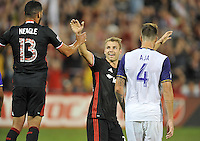 D.C. United vs Orlando City SC, September 24, 2016