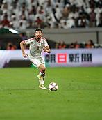 29th January 2019, Mohammed bin Zayed Stadium, Abu Dhabi, United Arab Emirates; AFC Asian Cup football semi final, Qatar versus United Arab Emirates; Walid Abbas of United Arab Emirates