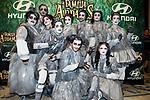 Premiere Barcelona La Familia Addams.
