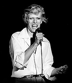 Jul 16, 1974: DAVID BOWIE - Diamond Dogs Tour - Music Hall Boston MA USA