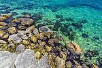 Shoreline, Ionian Sea, Ortigia, Sicily