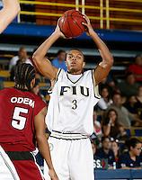 FIU Men's Basketball v. Troy (1/9/08)