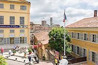 France, Provence-Alpes-Côte d'Azur, Grasse: Perfumery Fragonard with the Perfume-Museum | Frankreich, Provence-Alpes-Côte d'Azur, Grasse: Parfumerie Fragonard mit dem Parfuem-Museum