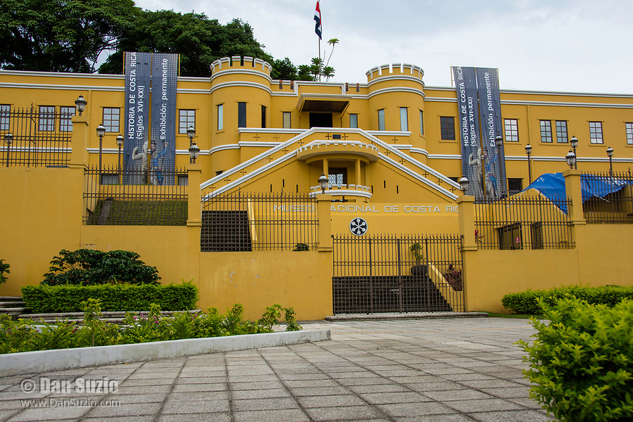Museo Nacional de Costa Rica (National Museum of Costa Rica), San Jose, Costa Rica