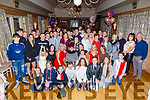 Kathleen O'Shea from Marian Park, Tralee celebrating a special birthday with her family and friends in the Ballygarry House Hotel on Friday.