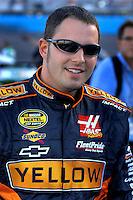 Apr 19, 2007; Avondale, AZ, USA; Nascar Nextel Cup Series driver Johnny Sauter (70) during qualifying for the Subway Fresh Fit 500 at Phoenix International Raceway. Mandatory Credit: Mark J. Rebilas