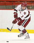 Sarah Edney (Harvard - 3) - The visiting Dartmouth College Big Green defeated the Harvard University Crimson 3-2 on Wednesday, November 23, 2011, at Bright Hockey Center in Cambridge, Massachusetts.