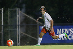11 September 2015: Virginia's Pablo Aguilar (GUA). The Duke University Blue Devils hosted the University of Virginia Cavaliers at Koskinen Stadium in Durham, NC in a 2015 NCAA Division I Men's Soccer match. The game ended in a 2-2 tie after overtime.