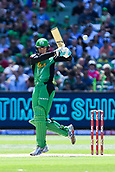 10th February 2019, Melbourne Cricket Ground, Melbourne, Australia; Australian Big Bash Cricket, Melbourne Stars versus Sydney Sixers;  Peter Handscomb of the Melbourne Stars pulls the ball