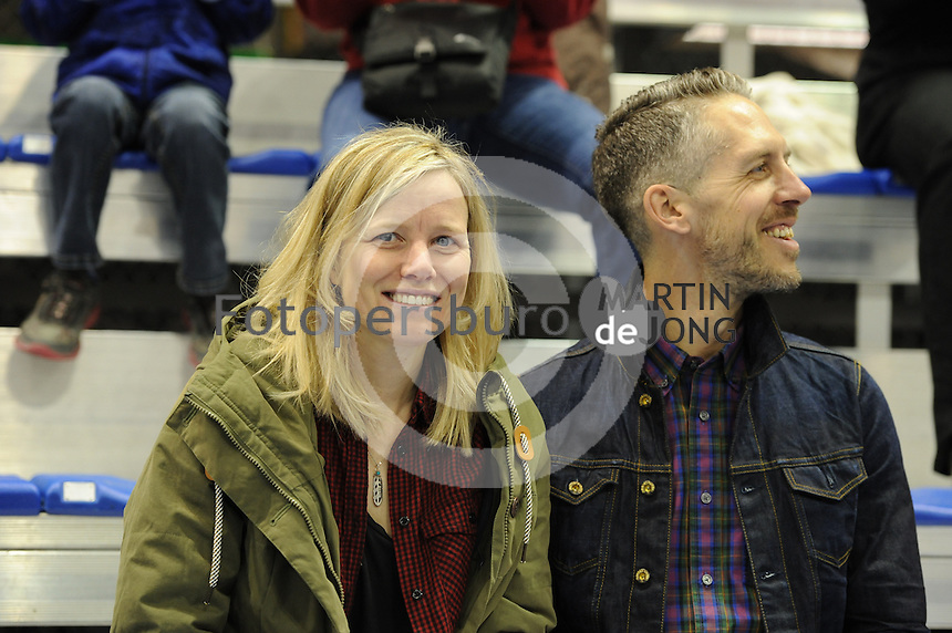 SPEEDSKATING: CALGARY: Olympic Oval, 07-03-2015, ISU World Championships Allround, Tonny de Jong, Mark Knoll, ©foto Martin de Jong