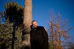 Filmmaker Joe Carnahan at his Fair Oaks home on Friday, December 22, 2006.