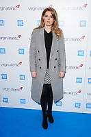 Princess Beatrice arriving for WE Day 2018 at Wembley Arena, London, UK. <br /> 07 March  2018<br /> Picture: Steve Vas/Featureflash/SilverHub 0208 004 5359 sales@silverhubmedia.com