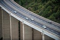 In volo sulla nuova autostrada A3-Salerno/Reggio Calabria