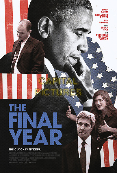 The Final Year (2017)<br /> Theatrical one-sheet poster art <br /> *Filmstill - Editorial Use Only*<br /> CAP/KFS<br /> Image supplied by Capital Pictures