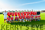 The Brosna senior gaelic football team that defeated Beale in the McMunn's sponsored North Kerry Senior football championship quarter final played in Duagh on Sunday last.