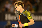 Andy Murray (GBR) Defeats Roger Federer (SUI) 6-4, 6-7, 6-3,6-7, 6-2
