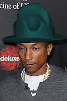 HOLLYWOOD, LOS ANGELES, CA, USA - MARCH 20: Pharrell Williams at the 2nd Annual Rebels With A Cause Gala Honoring Larry Ellison held at Paramount Studios on March 20, 2014 in Hollywood, Los Angeles, California, United States. (Photo by Xavier Collin/Celebrity Monitor)