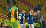Millonarios venció 1-0 a Atlético Huila. Fecha 18 Liga Águila I-2018.