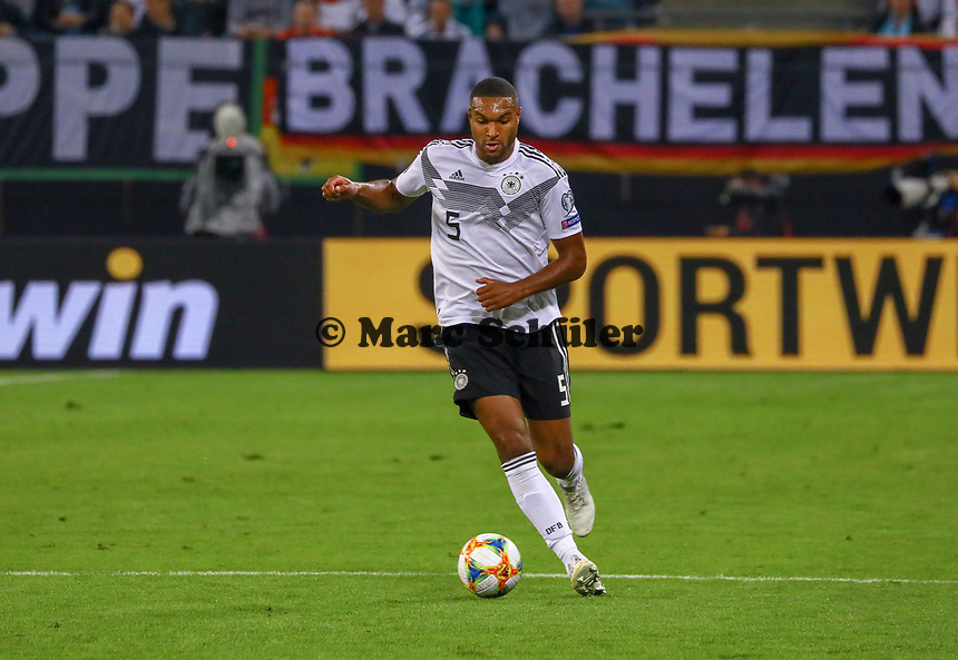 Jonathan Tah (Deutschland Germany) - 06.09.2019: Deutschland vs. Niederlande, Volksparkstadion Hamburg, EM-Qualifikation DISCLAIMER: DFB regulations prohibit any use of photographs as image sequences and/or quasi-video.