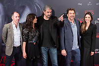 Producer, Spanish actress Penelope Cruz, Director of the film, Fernando León de Aranoa, spanish actor Javier Bardem and colombian actress Julieth Restrepo attends to presentation of film 'Loving Pablo' in Madrid , Spain. March 06, 2018. (ALTERPHOTOS/Borja B.Hojas) / NortePhoto.com NORTEPHOTOMEXICO