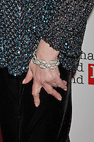 Liza Minnelli (jewelry detail) attends The Dramatists Guild Fun's 50th Anniversary Gala at the Mandarin Oriental in New York, 03.06.2012...Credit: Rolf Mueller/face to face /MediaPunch Inc. ***FOR USA ONLY***