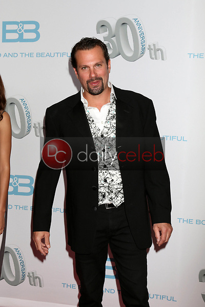 "Paulo Benedetti<br /> at the ""The Bold and The Beautiful"" 30th Anniversary Party, Clifton's Downtown, Los Angeles, CA 03-18-17<br /> David Edwards/DailyCeleb.com 818-249-4998"