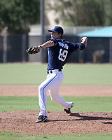 Chandler Newman - 2017 AIL Padres (Bill Mitchell)