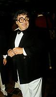 FILE PHOTO -  Paul Buissonneau<br /> <br /> Festival des films du Monde de 1987<br /> <br /> <br /> Photo  :  Denis Alix - Agence Quebec Presse