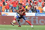 Medellín y Nacional igualaron a 1 gol en el clásico de Antioquia válido por la fecha 10 de la Liga Águila I-2016