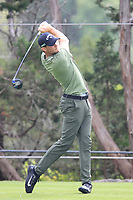 Thomas Pieters (BEL) on the 2nd during the 1st round at the WGC Dell Technologies Matchplay championship, Austin Country Club, Austin, Texas, USA. 22/03/2017.<br /> Picture: Golffile | Fran Caffrey<br /> <br /> <br /> All photo usage must carry mandatory copyright credit (&copy; Golffile | Fran Caffrey)