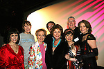 Denise Pence (R) and performers - Celebrating Women Artists Over 40 - The New York Coalition of Professional Women in the Arts & Media, INC. in association with American Federation of Television & Radio Artists and the Screen Actors Guild presents VintAGE on March 1, 2010 at Peter Norton Symphony Space, New York City, New York. (Photo by Sue Coflin/Max Photos)