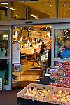 Seattle, Metropolitan Market, High-end food store, Ravenna, neighborhood, suburban north Seattle, Washington State, Pacific Northwest, USA,