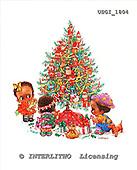 GIORDANO, CHRISTMAS CHILDREN, WEIHNACHTEN KINDER, NAVIDAD NIÑOS, paintings+++++,USGI1804,#XK#