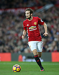 Manchester United's Daley Blind in action during the Premier League match at Old Trafford Stadium, London. Picture date December 26th, 2016 Pic David Klein/Sportimage
