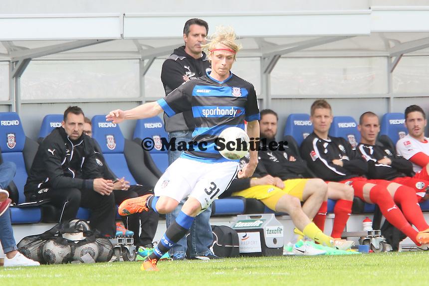 Tim Heubach (FSV) - FSV Frankfurt vs. SV Sandhausen, Frankfurter Volksbank Stadion