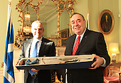 First Minister welcomes Paul McGinley