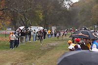 2012 SEC XC Mens 8k @ 2.7 miles
