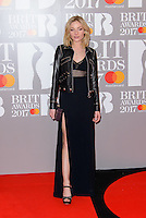 www.acepixs.com<br /> <br /> February 22 2017, London<br /> <br /> Clara Paget arriving at The BRIT Awards 2017 at The O2 Arena on February 22, 2017 in London, England.<br /> <br /> By Line: Famous/ACE Pictures<br /> <br /> <br /> ACE Pictures Inc<br /> Tel: 6467670430<br /> Email: info@acepixs.com<br /> www.acepixs.com