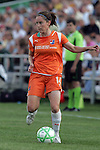 22 July 2009: Collette McCallum (14) of Sky Blue FC.  Saint Louis Athletica defeated the visiting Sky Blue FC 1-0 in a regular season Women's Professional Soccer game at Anheuser-Busch Soccer Park, in Fenton, MO.