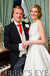 Eliza Flavin, Listowel, daughter of Mike and Liz Flavin, and  Marcus Zeubeuer, Wimbledon England, son of Manfred and Jacqueline Zeubeuer were married at St. John's church, Ballybunion by Fr. Noel Spring on Saturday 28th November 2015 with a reception at Ballyseede Castle Hotel