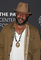 "BEVELY HILLS, CA - March 29: Rockmond Dunbar, At 2017 PaleyLive LA Spring Season - ""Prison Break"" At The Paley Center for Media  In California on March 29, 2017. Credit: FS/MediaPunch"