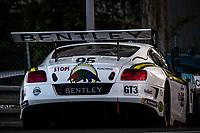 #95 TEAM AFRICA LE MANS (ZAF) BENTLEY GT3 GREG MILLS (ZAF) JAN LAMMERS (NLD)