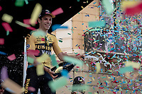 Wout Van Aert (BEL/Jumbo-Visma) wins 'La Primavera' (Spring) in summer!<br /> <br /> 111st Milano-Sanremo 2020 (1.UWT)<br /> 1 day race from Milano to Sanremo (305km)<br /> <br /> the postponed edition > exceptionally held in summer because of the Covid-19 pandemic calendar reshuffle