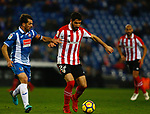 Raul Garcia, RCD Espanyol 1 v 1 Athletico Club Bilbao, Jornada 19 on 14 January 2018, RCDE Estadium, Barcelona. La Liga Santander 2018. Photo Martin Seras Lima