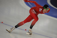 SPEEDSKATING: BERLIN: Sportforum Berlin, 27-01-2017, ISU World Cup, Hege Bøkko (NOR), ©photo Martin de Jong